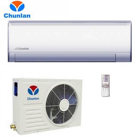 Chunlan Air Conditioner Error Codes