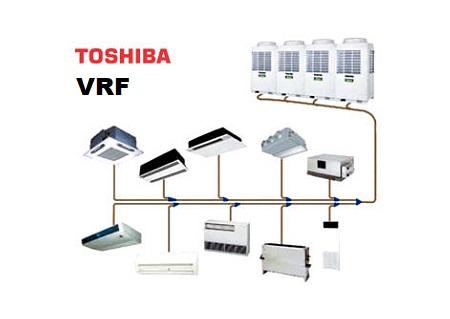 Toshiba Multi VRF AC Error Codes