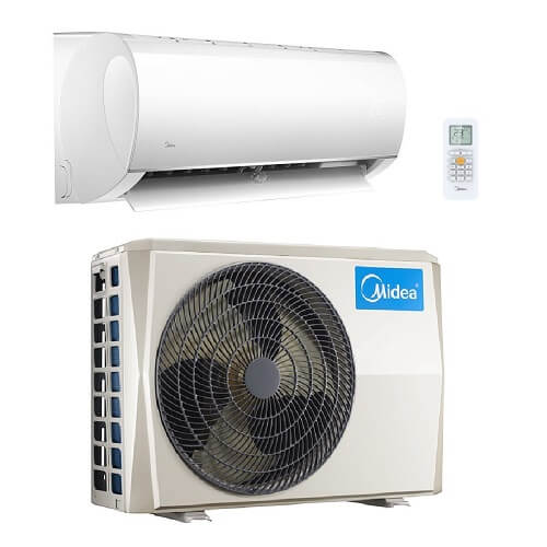 Midea Air Conditioner 9V SeriesError Codes