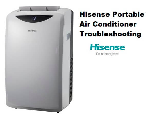 Hisense Portable Air Conditioner Troubleshooting