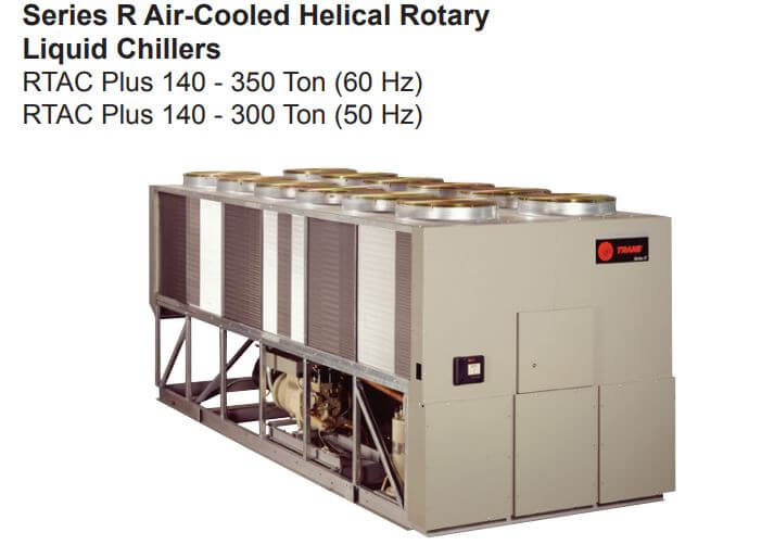 Series R Air-Cooled Helical Rotary Liquid Chillers