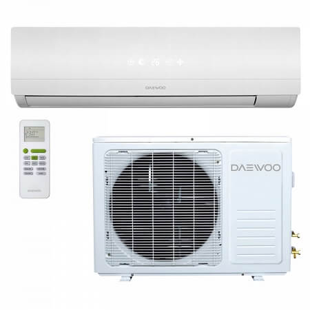 Daewoo Air Conditioner Error Codes and Troubleshooting